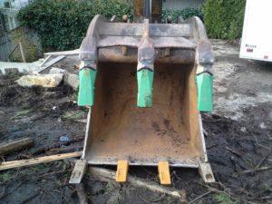Heavy equipment welding repair